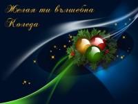 Желая ти вълшебна Коледа