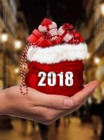 Щастлива 2018 година